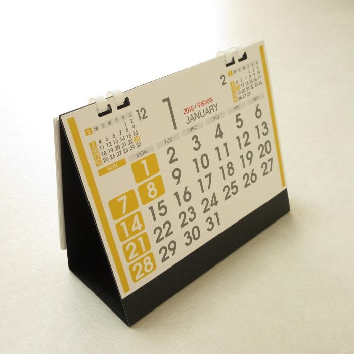 2018年デビルーズオリジナルカレンダー