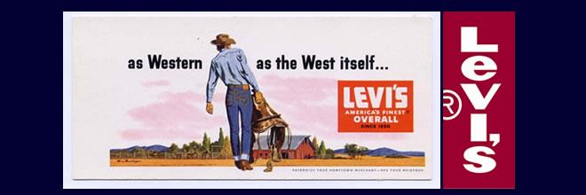 (大きいサイズ)デビルーズブランド紹介 <リーバイス LEVIS>